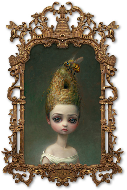 "Mark Ryden, '""Cámara de las Maravillas"", 2017, Signed/Edition xx/200, Exhibit Invitation, Contemporary Art Center of Málaga Spain', 2017, VINCE fine arts/ephemera"