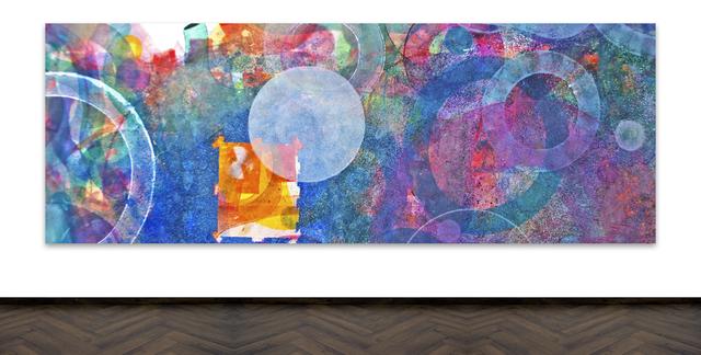 , 'Peinture Automatique XXVI,' 2015, The Switch