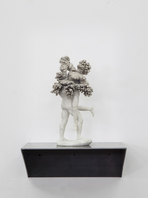 , 'Untitled (Dancers),' 2015, Moran Bondaroff