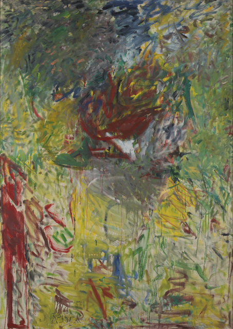 , 'Whelan,' 1959, The Milton Resnick and Pat Passlof Foundation