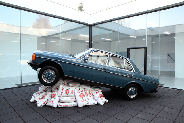 Nick Darmstaedter, 'Rice Rocket', 2014, Museum Dhondt-Dhaenens