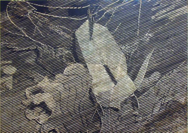 , 'Scrimshaw,' 2015, Galleria Raucci / Santamaria