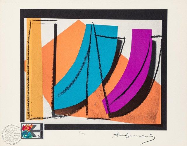 Andy Warhol, 'U.N. Stamp', 1979, Heritage Auctions