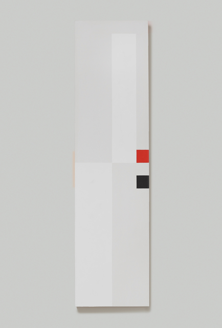 , 'Vertical, 6,' 2013, Galerie Denise René