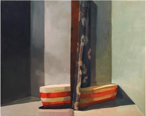 , 'Deuxieme jour,' 2010, Galerie Lacerte Art Contemporain