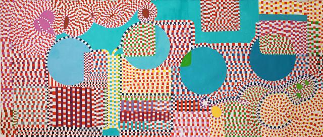 , 'Legion Pool ,' 2017, HATHAWAY   Contemporary Gallery