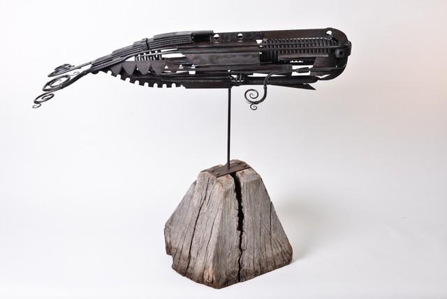 , 'CETACEAN #3 SPERM WHALE,' 2018, Margaret River Art Gallery