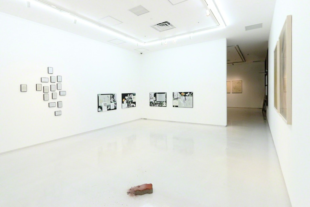 "Installation view from ""The BAR Vol.10 Shaping Voices, Silent Skies"" 8/ ART GALLERY/ Tomio Koyama Gallery, Courtesy of Arts Initiative Tokyo, photo by Yukiko Koshima"