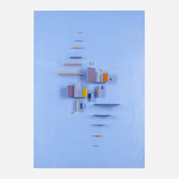Charles Biederman, '#34 Aix,' 1972-74, Wright: Art + Design (February 2017)