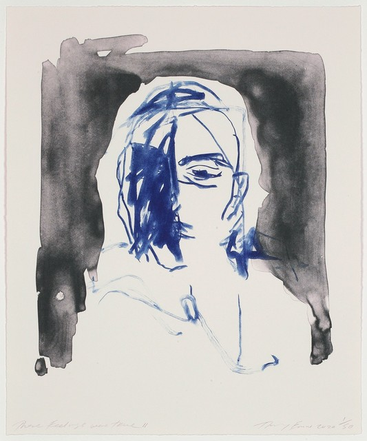 Tracey Emin, 'These Feelings Were True II', 2020, Print, Lithograph, The Drang Gallery