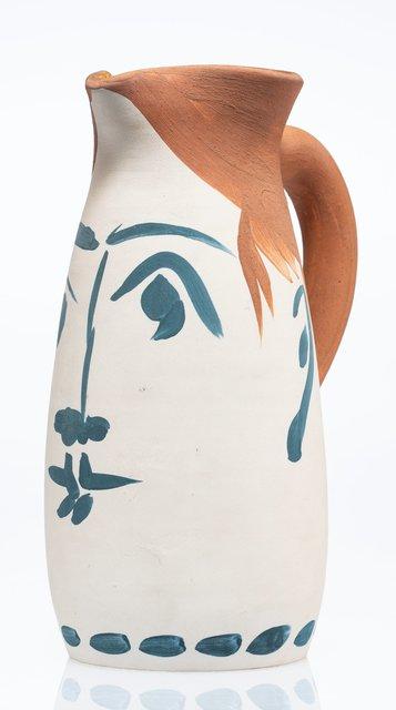 Pablo Picasso, 'Chope Visage', 1959, Heritage Auctions