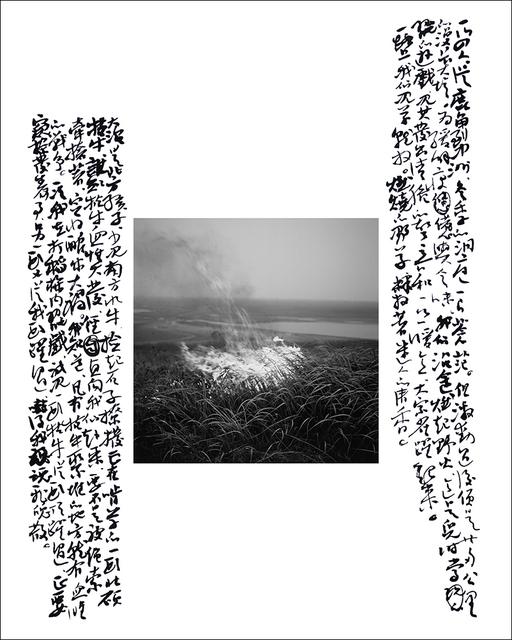 , 'Bushfire on the Dike,' 2010, see+ Gallery