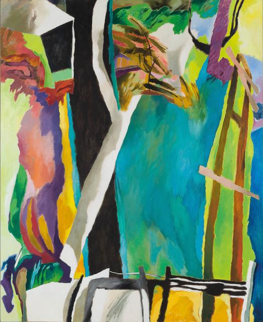 , 'Goat's Pen,' 1997, Candida Stevens Gallery