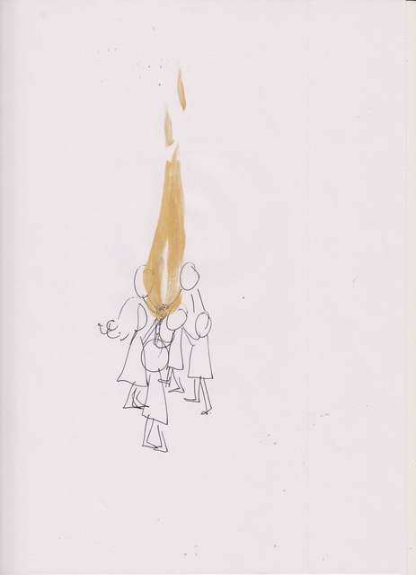 , 'The Little Match Girl,' 2017, Hans & Fritz Contemporary
