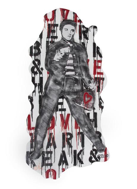Jeff Hamilton, 'Elvis', 2015, Julien's Auctions