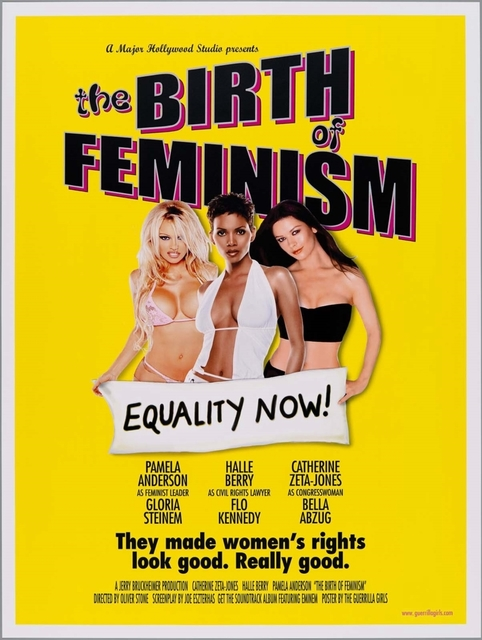 , 'The Birth Of Feminism,' 2001, mfc - michèle didier