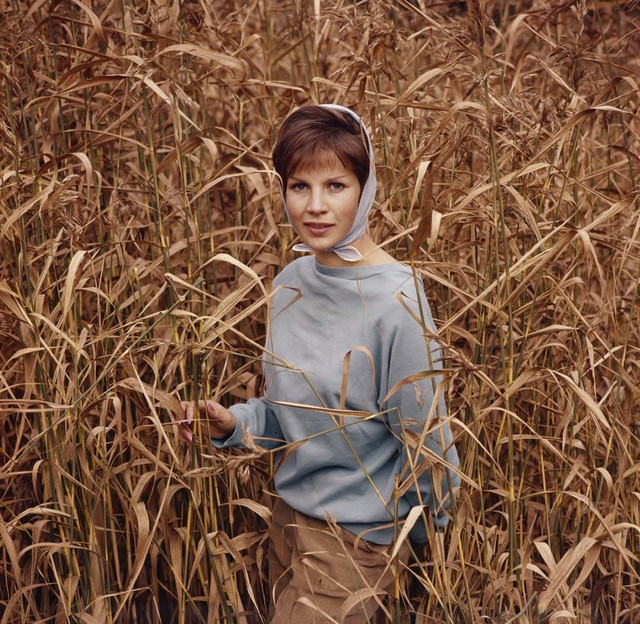 , 'Carita in the Field,' Early 1960´s, Aho Soldan Foundation