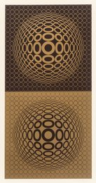 Victor Vasarely, 'Tuz-Tuz,' 1976, Heritage Auctions: Holiday Prints & Multiples Sale