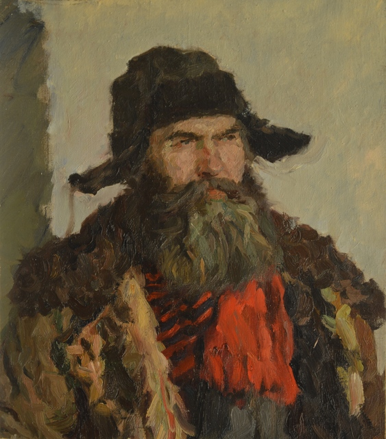Valery Borisovich Skuridin, 'Partisan', 1952, Surikov Foundation