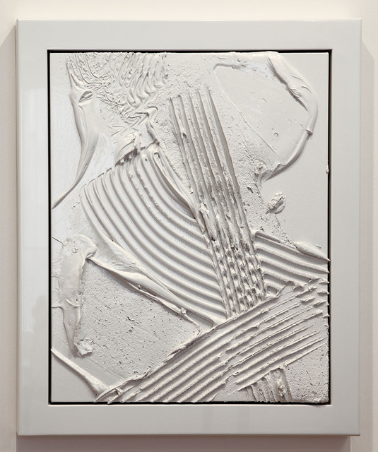 , 'White Earth,' 2010, Gagosian