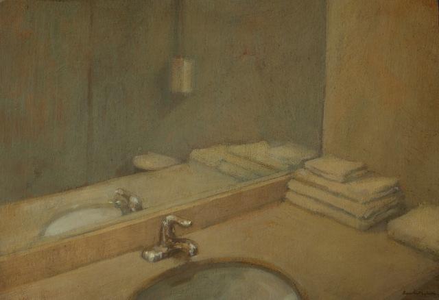, '04:30 ITV Nightscreen,' 2013, Hosfelt Gallery