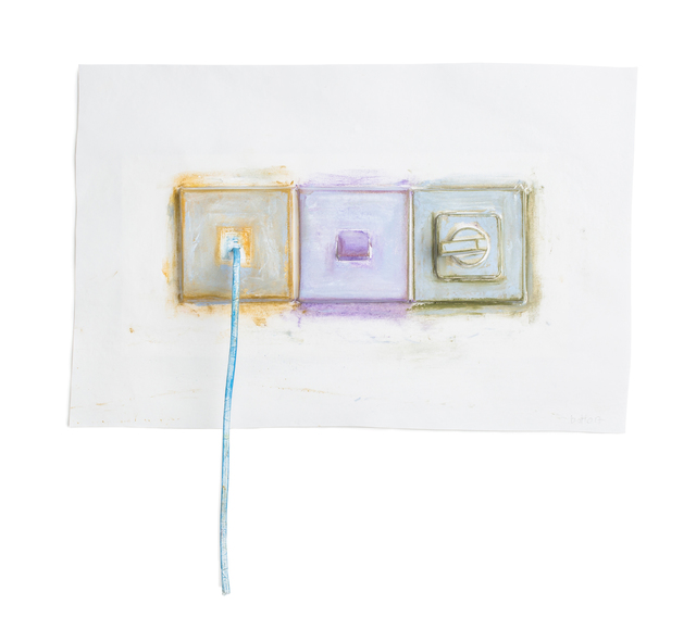, 'Rubbing / Loving, STPI, Artist Studio 30, 41 Robertson Quay, Singapore, 238236,' 2017, Victoria Miro