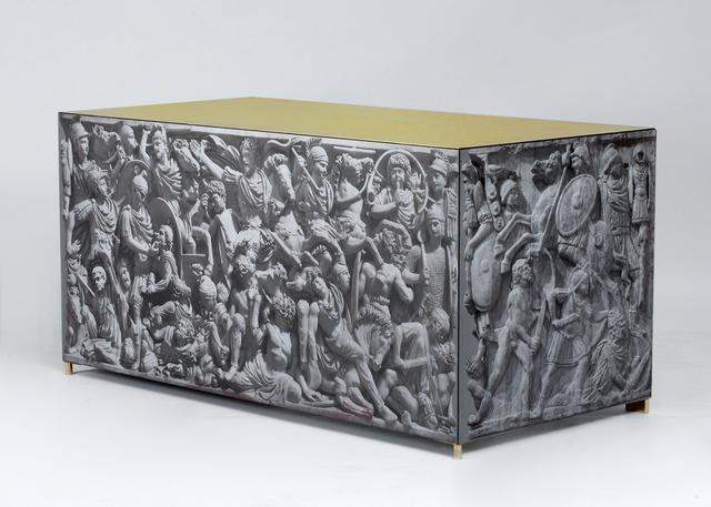 , 'Bataille Desk,' 2011, Maison Gerard