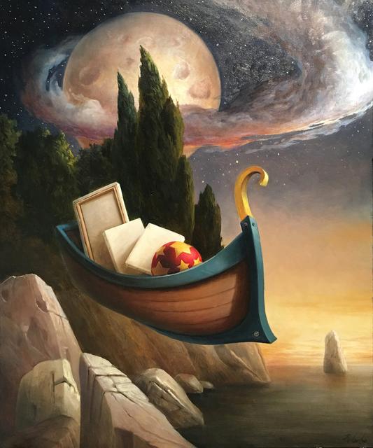 , '(ATH) Viaggio nel sogno,' 2017, ARTION GALLERIES