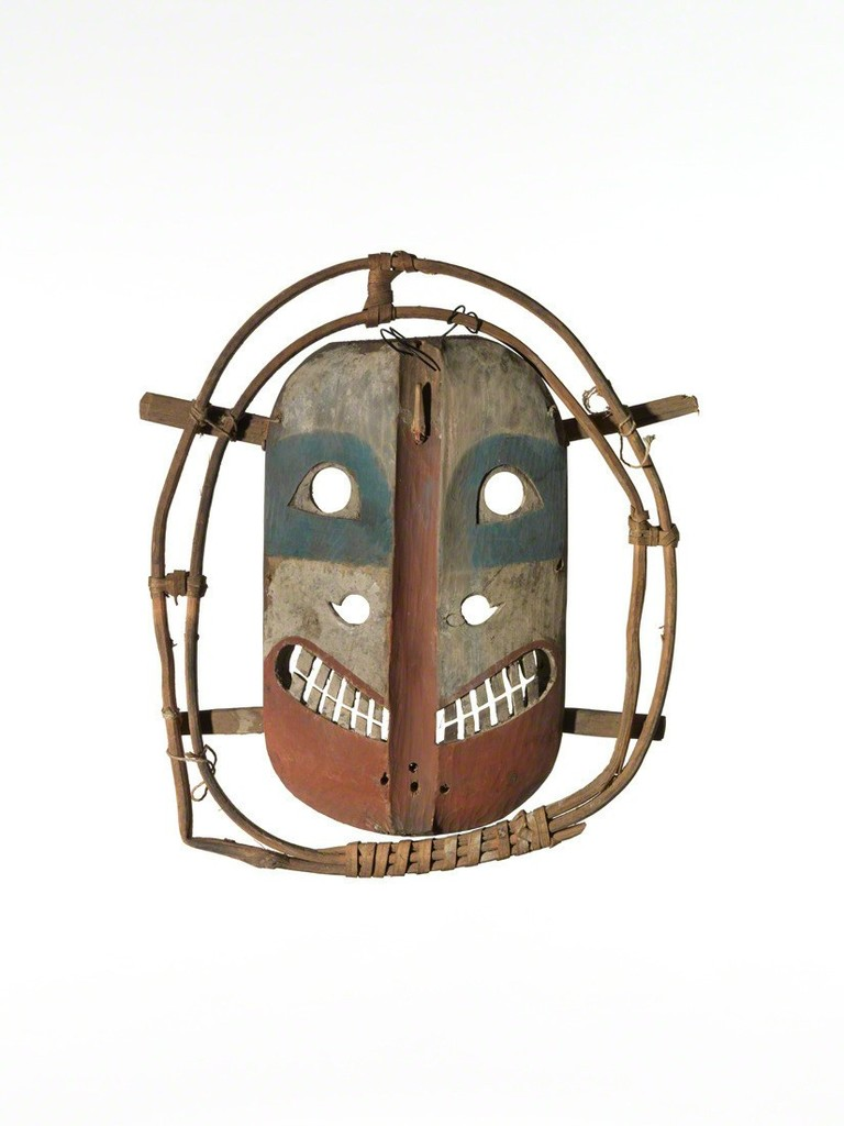 , 'Dance Mask,' 19th century, Donald Ellis Gallery
