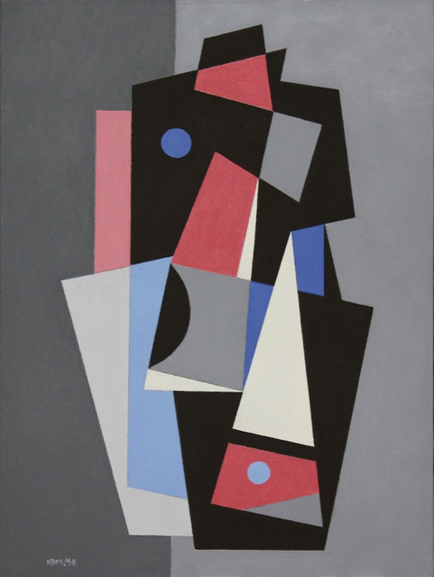 , 'abstracto a,' 1959, Sammer Gallery LLC