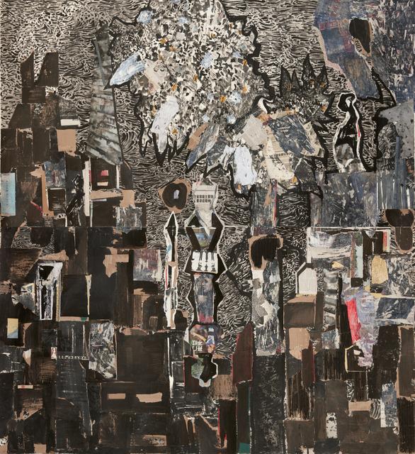 , '错屋NO.18190911 Wooden House NO. 18190911,' 2018-2019, Arario Gallery