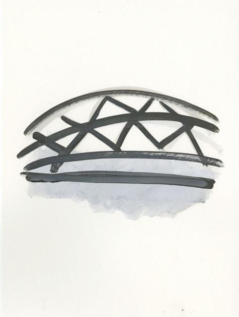 , 'Puente,' 2014, Praxis