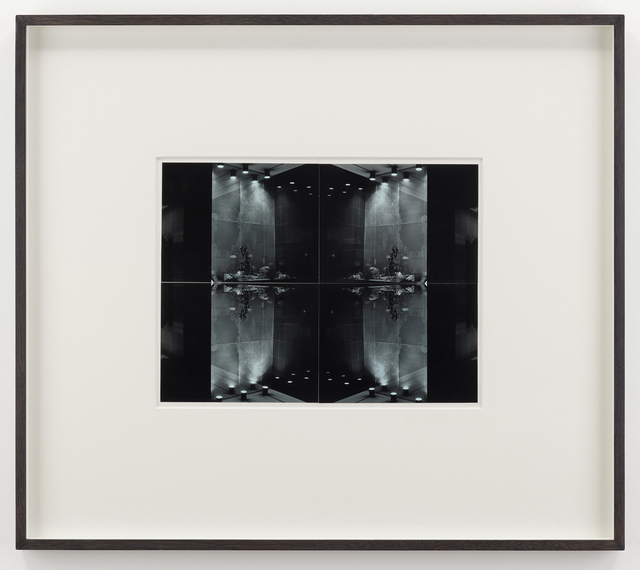 , 'Terminal Space 5,' 1982, Parafin