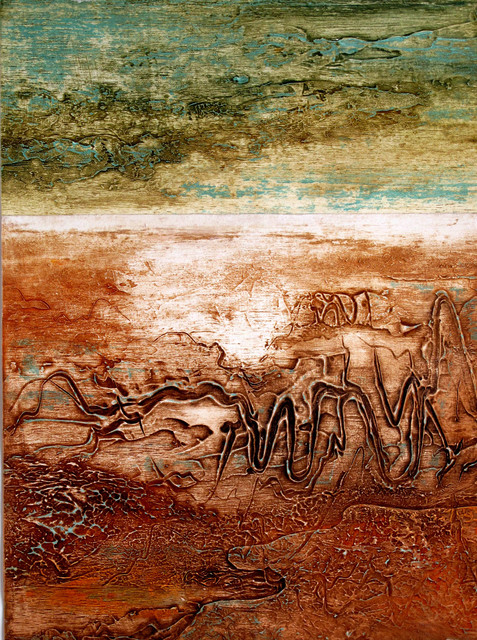 , 'Pathways XII,' 2013, Sydney Printmakers