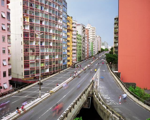 , 'Elevado Pres. Artur da Costa e Silva. Se São Paulo, Brazil,' 2013, East Wing