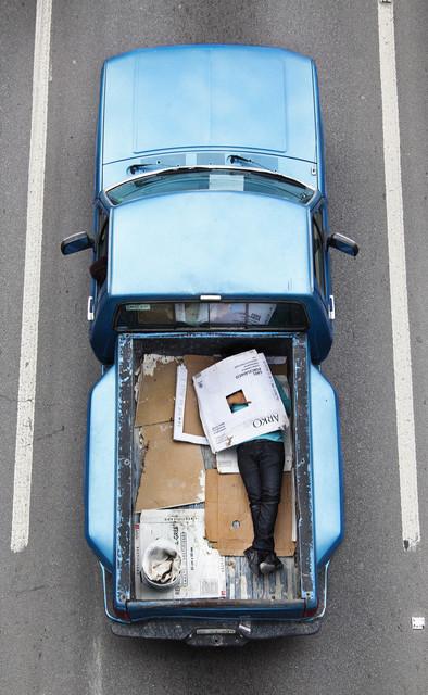 , 'Carpoolers 19,' 2011-2012, CuratorLove