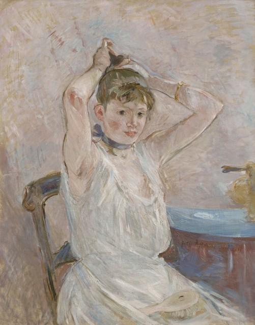 Berthe Morisot, 'The Bath', Clark Art Institute
