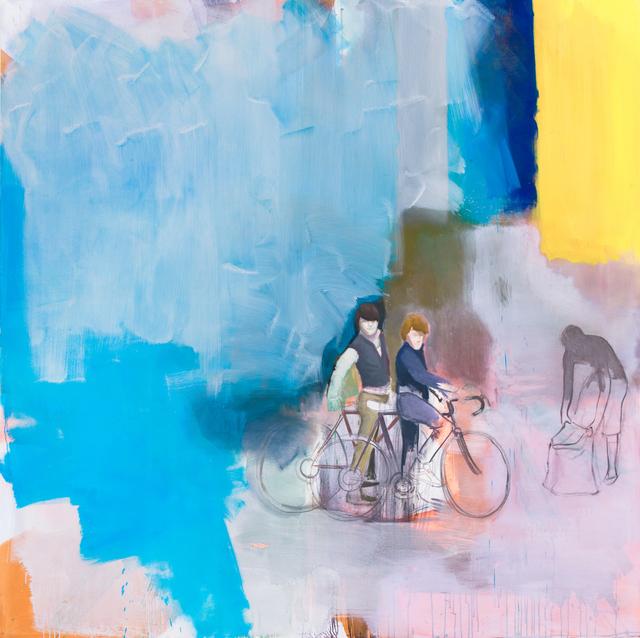 , 'Giro,' 2013, Berggruen Gallery
