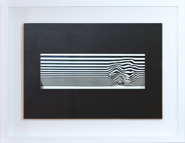 , 'Black Vibration ,' 2018, C24 Gallery