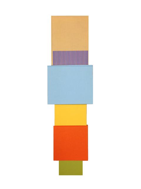 , 'Literary Lollipop,' 2015, Galerie Gisèle Linder