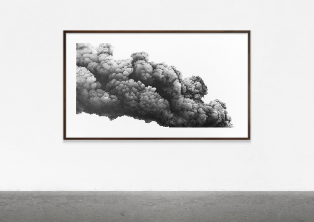Jorge Méndez Blake, 'It Was a Pleasure to Burn (Biblioteca en llamas) I / It Was a Pleasure to Burn (Library on Fire) I', 2019, Galería OMR