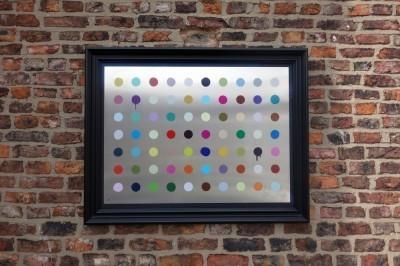 Beejoir, 'Immodium 70 (Aluminium)', 2014, Print, 70 colour screenprint on alminium, artrepublic