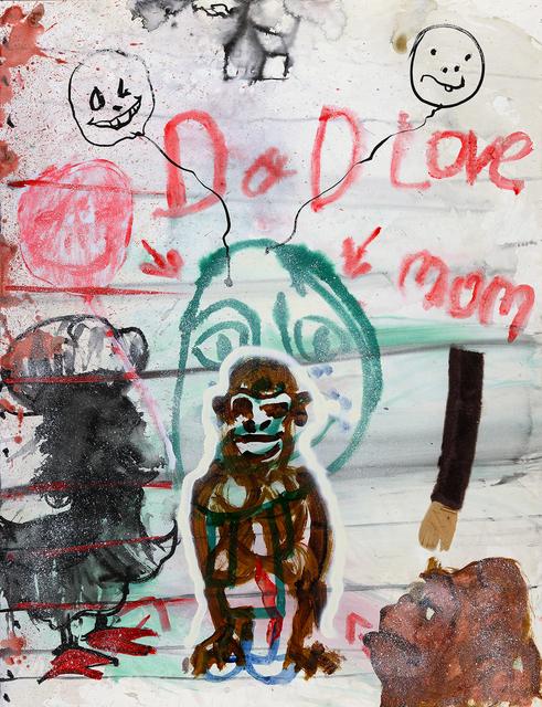 , 'Dady Love Mom,' 1998, DETOUR Gallery