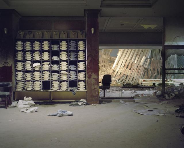, 'Brooks Brothers, WTC,' 12, Galerie Julian Sander