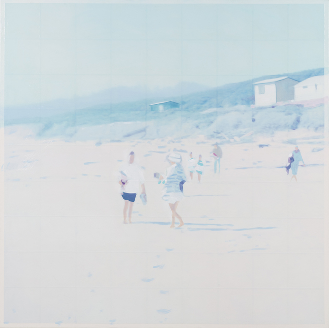 , 'Sandy Beach,' 2014, Berggruen Gallery