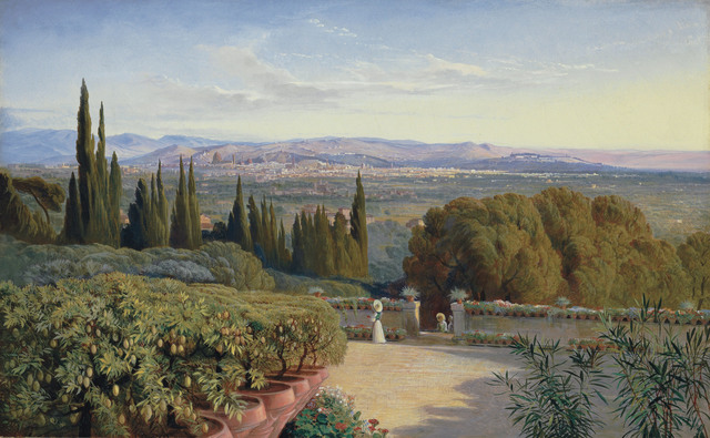 , 'View of Florence from Villa Petraja,' , Daniel Katz Gallery