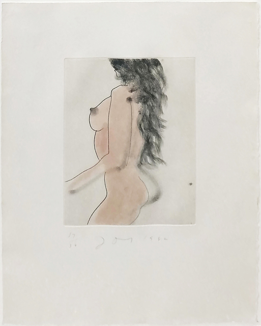 Jim Dine, 'UNTITLED (FROM EIGHT LITTLE NUDES)', 1982, Gallery Art