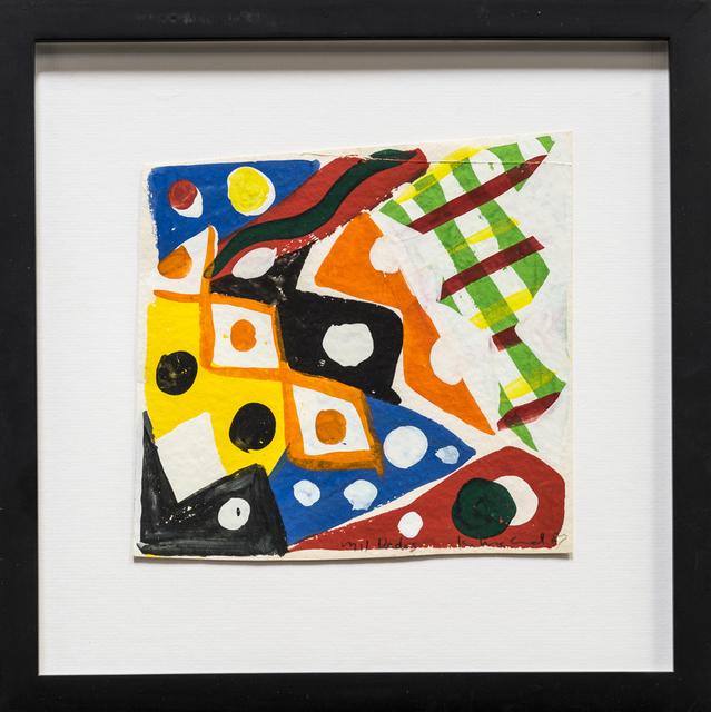 , 'Mil Dedos,' 1987, Rosamund Felsen Gallery