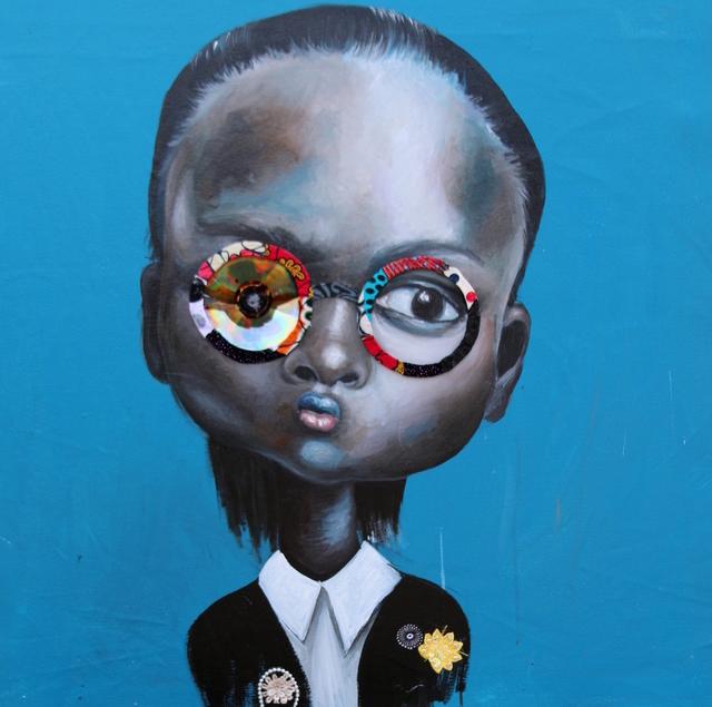 , 'Rainbow Brigades IV,' 2015, Omenka Gallery