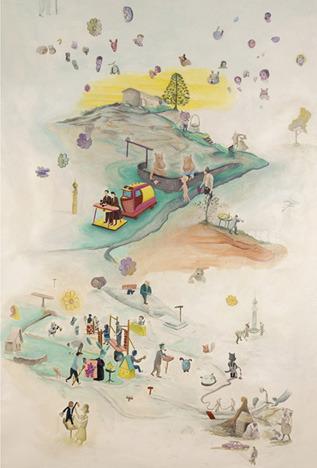 , 'Sin título 2,' 2009, Abate Galería